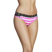 Buy Bonds Mesh Hiphanger Briefs, Mani Pink Online at johnlewis.com