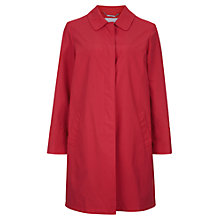 Buy Windsmoor Pleat Back Mac, Red Online at johnlewis.com