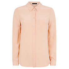 Buy Jaeger Silk Pocket Blouse Online at johnlewis.com