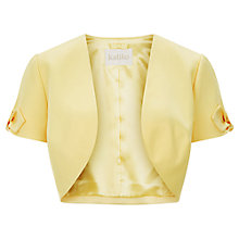 Buy Kaliko Bow Cuff Bolero Online at johnlewis.com