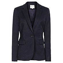 Buy Reiss Arlie Relaxed Tuxedo Jacket, Night Navy Online at johnlewis.com