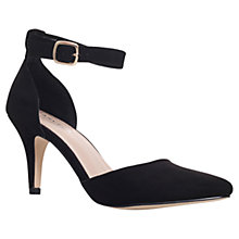 Buy Carvela Kandice Suedette Court Shoes Online at johnlewis.com