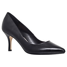 Buy Carvela Krystal Leather Court Shoes Online at johnlewis.com