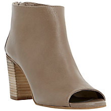 Buy Dune Joyfull Open Toe Ankle Boots Online at johnlewis.com