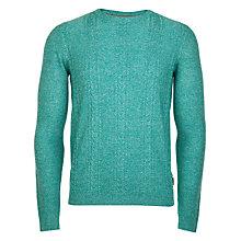 Buy Ted Baker Coppul Cable Knit Jumper Online at johnlewis.com
