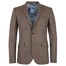 Buy Ted Baker Keffria Wool Rich Jacquard Blazer Online at johnlewis.com