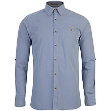 Buy Ted Baker Softone Micro Check Shirt Online at johnlewis.com