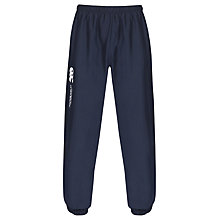 Buy Canterbury of New Zealand Cuffed Stadium Pants, Navy Online at johnlewis.com
