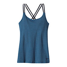 Buy Patagonia Cross Bank Tank Top, Blue Online at johnlewis.com