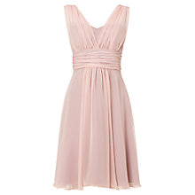 Buy Phase Eight Janey Dress, Nude Online at johnlewis.com