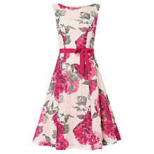 Buy Phase Eight Cherie Printed Dress, Multi Online at johnlewis.com