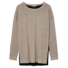 Buy Gerard Darel Allumette Wool Jumper, Beige Online at johnlewis.com