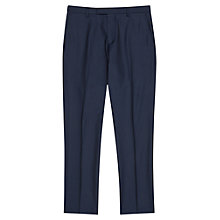 Buy Reiss Saber Slim Striped Suit Trousers, Navy Online at johnlewis.com