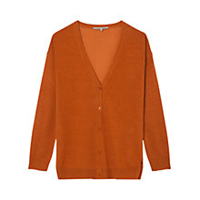Buy Gerard Darel Afternoon Cardigan, Orange Online at johnlewis.com