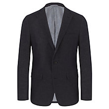 Buy Jigsaw Denim Cotton Slim Fit Suit Jacket, Denim Online at johnlewis.com