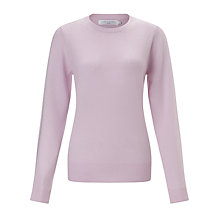 Buy John Lewis Cashmere Crew Neck Jumper Online at johnlewis.com