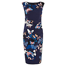 Buy Phase Eight Haversham Dress, Multi Online at johnlewis.com