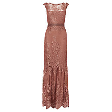 Buy Phase Eight Cindy Petite Dress, Petal Online at johnlewis.com