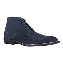 Buy KG by Kurt Geiger Swanson Desert Boots Online at johnlewis.com