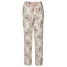 Buy Calvin Klein Graffiti Floral Print Pyjama Pants, Multi Online at johnlewis.com