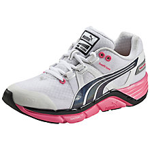 Buy Puma FAAS 1000 V1.5 Women's Running Shoes, White/Pink Online at johnlewis.com