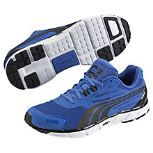 Buy Puma Faas 500 v2 Men's Running Shoes, Strong Blue Online at johnlewis.com