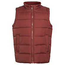 Buy John Lewis Boy Padded Sport Gilet Online at johnlewis.com