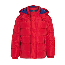 Buy John Lewis Boy Short Puffer Jacket Online at johnlewis.com