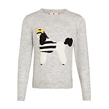 Buy John Lewis Girl Poodle Jumper Online at johnlewis.com