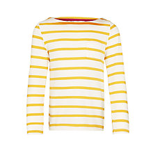 Buy John Lewis Girl Long Sleeve Stripe Pocket Detail T-Shirt Online at johnlewis.com