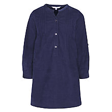 Buy John Lewis Girl Corduroy Dress, Navy Online at johnlewis.com