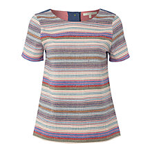 Buy White Stuff Vary Top, Multi Online at johnlewis.com