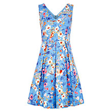 Buy Louche Lynda Dress, Blue Online at johnlewis.com