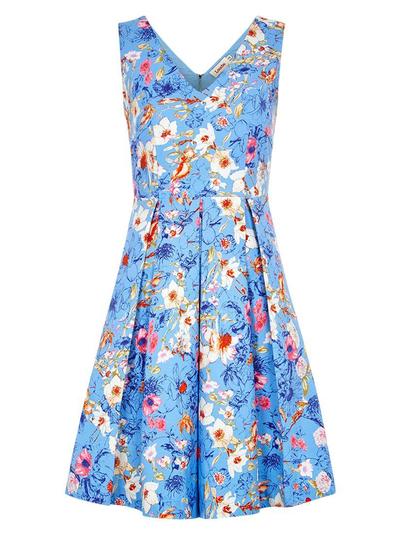 louche lynda dress blue, louche, lynda, dress, blue, 16 12 14 10 8, women, womens dresses, 1929321