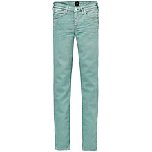 Buy Lee Scarlett Skinny Jeans, Mint Online at johnlewis.com