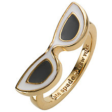 Buy kate spade new york In The Shade Ring, Gold Online at johnlewis.com