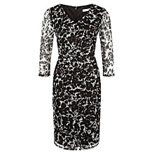 Buy Planet Lace Dress, Black / White Online at johnlewis.com