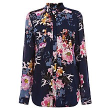 Buy Warehouse Garden Floral Print Shirt Online at johnlewis.com