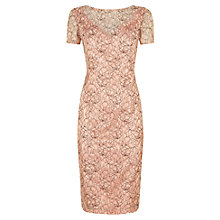 Buy Planet Cord Lace Dress, Pink Online at johnlewis.com