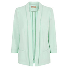 Buy Planet Mint Unlined Jacket, Light Green Online at johnlewis.com