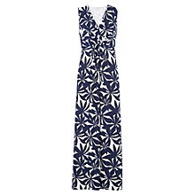 Buy Windsmoor Palm Print Maxi Dress, Multi Online at johnlewis.com