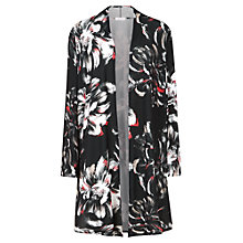 Buy Windsmoor Printed Jersey Jacket, Multi Black Online at johnlewis.com