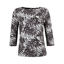 Buy Mint Velvet Mira Print Shell Top, Multi Online at johnlewis.com