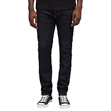 Buy Diesel Tepphar Slim Jeans, Raw Indigo 0604B Online at johnlewis.com