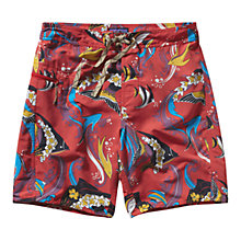 Buy Patagonia Minimalist Wavefarer Board Shorts, Multi Online at johnlewis.com