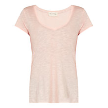 Buy American Vintage V Neck Tee Shirt Online at johnlewis.com