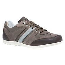 Buy Geox Houston Leather Trainers Online at johnlewis.com