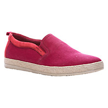 Buy Geox Copacabana Canvas Espadrilles Online at johnlewis.com