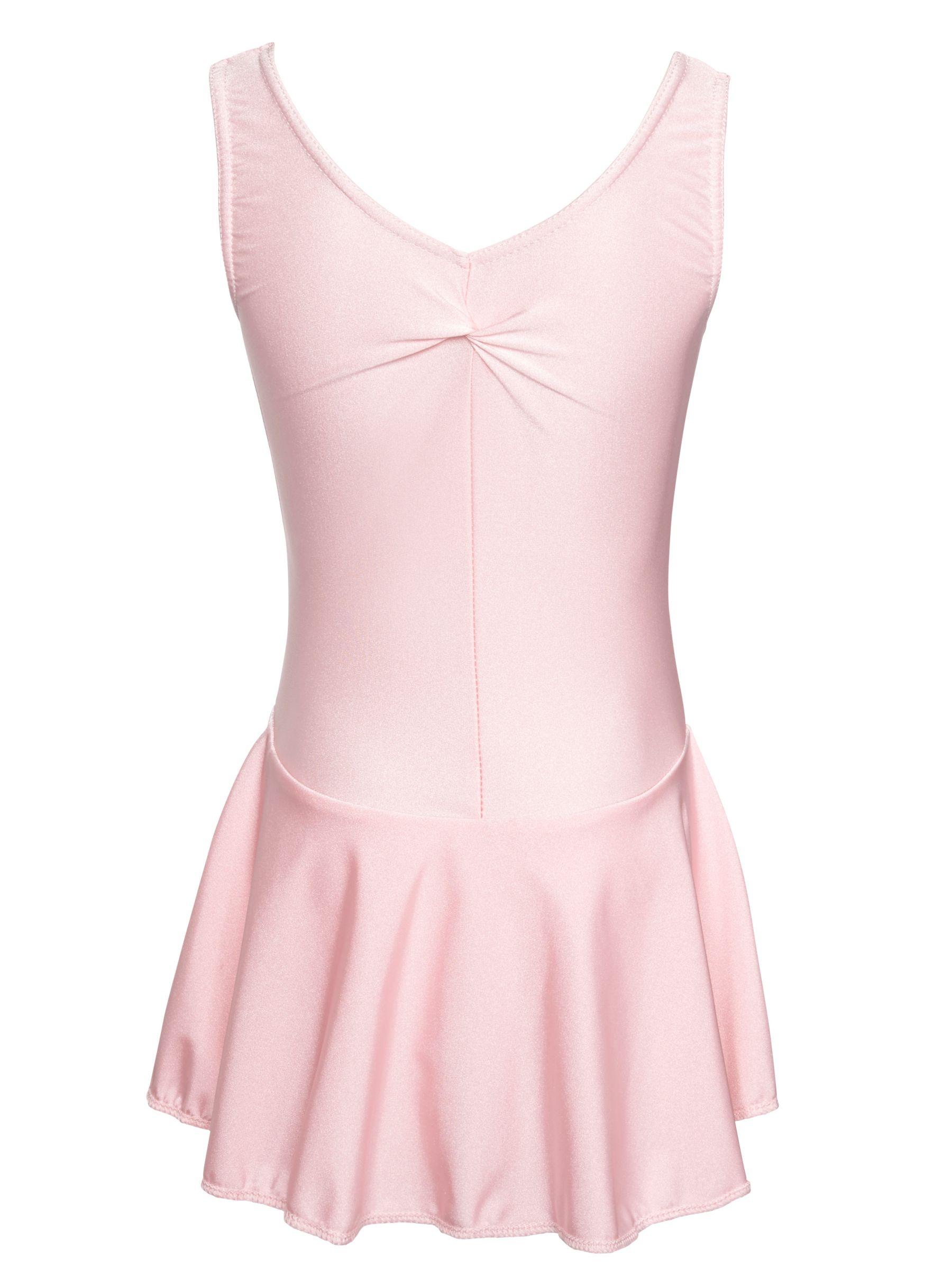 Freed Dancewear Freed Dancewear Jessy Skirt Leotard, Pink