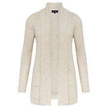 Buy Viyella Shawl Collar Cardigan, Stone Online at johnlewis.com